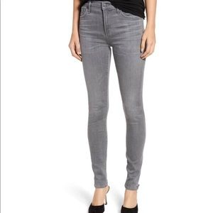 Citizens of Humanity ultra skinny 26 grey jeans
